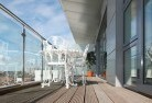 South TrayningGlass balustrades 25
