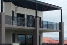 South TrayningGlass balustrades 61