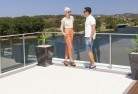 South TrayningGlass balustrades 71
